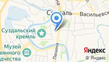 Onegin на карте