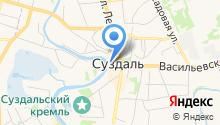 Управление Федеральной службы государственной регистрации, кадастра и картографии по Владимирской области на карте