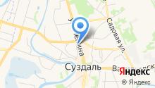 Бальзаминов дворик на карте