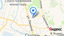 Отделение почтовой связи №3 на карте