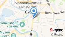 Шишилов на карте