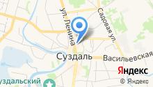 ВЕЛИЙ на карте