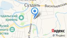 Суздальский индустриально-гуманитарный колледж на карте
