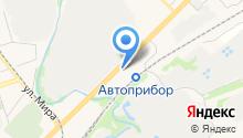 Ruso-auto на карте