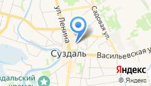 Скорбященская церковь на карте