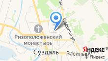 Единый расчетно-информационный центр Владимирской области на карте