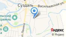 На Шевченко на карте