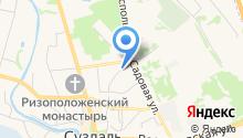Петров дом на карте