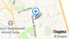 Ильинский-Фон-Эрнен Е.С. на карте