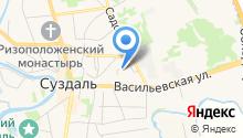 У Романова на карте