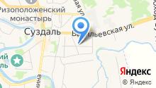 Васильевская Слобода на карте