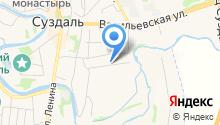 Гостевой дом Шуваловых на карте