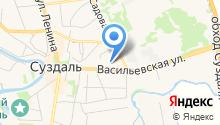 Суздаль-inn на карте
