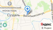 Нотариус Сальникова Е.В. на карте