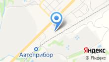 Bellona на карте