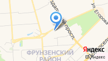 Kaleva в Добром на карте