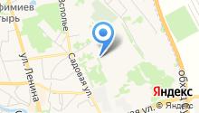 Лесопитомник им. Сушкова Т.С. на карте