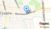 Сантехника на Васильевской, 34б на карте