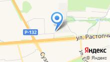 ShumGar на карте