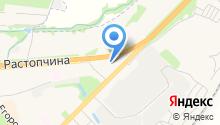 PLUS на карте