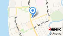 Секретное место на карте