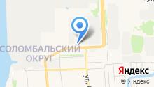 Automix на карте