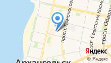 Севтранспроект на карте