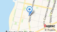 Media bus на карте