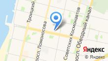 An tour на карте