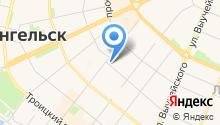 ГлавПивБар на карте