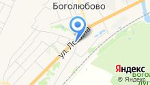 Аптека №6 на карте