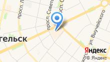C-store на карте