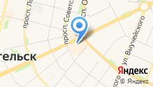 DjBlin на карте