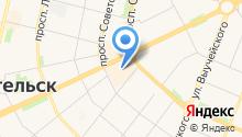 LIME на карте