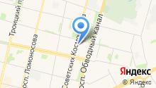 LavandaSpa на карте