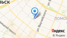GRM Архангельск на карте