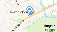 Фортуна К на карте