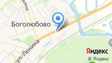 Печать-сервис на карте