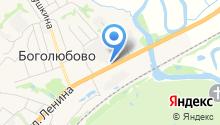 СП на карте