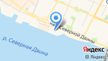 Modico на карте