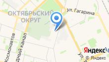 Pit-Stop на карте