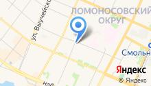 arhfinland.ru на карте