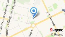 G`STYLE на карте