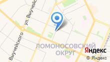 BARBER SHOP Усачев Андрей на карте
