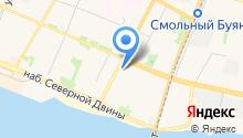 Exclusive на карте