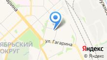 3 отряд ФПС по Архангельской области на карте