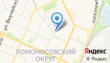 BadBar на карте