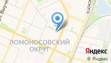 АКВАФОР-Архангельск на карте