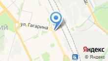 Архангельская областная клиническая станция скорой медицинской помощи на карте