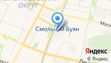 CARPARTS на карте